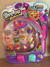 Shopkins Season 5 NEW 12 pack Cute Fruit Jello Dolly Donut
