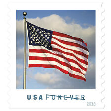 USPS New US Flag Booklet of 10