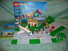 lego 6396 - International Jetport - 1990