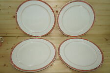 Villeroy & Boch Beaulieu Lot of (4) Charger Plates or Large Dinner 11 1/4""