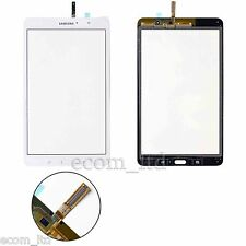 "Samsung Galaxy Tab 4 T231 7"" White Digitizer Touch Screen Glass Lens SM-T231 7.0"