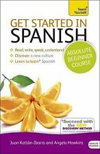Get Started in Spanish Absolute Beginner Course: Learn to read, write, speak and
