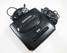 Sega Genesis Version 2 System Console W/ 2 Controllers