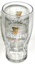 BEER DRINKING GLASS COLLECTABLE GUINNESS DUBLIN GOLD 59