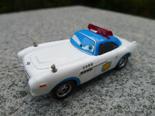Mattel Disney Pixar Cars Security Guard Finn McMissile Metal Toy Car New Loose