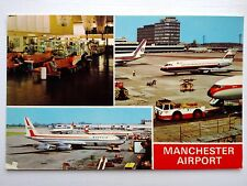 Manchester Airport Postcard from Manchester International Airport Authority