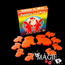Lapins en mousse - Rabbits in Love - Tour de magie