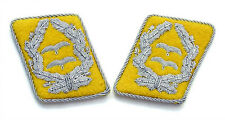 WW2 German Luftwaffe Officer Collar Tabs (Lt. Colonel)