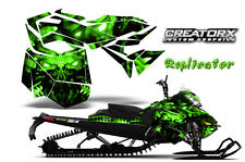 SKI-DOO REV XM SUMMIT SNOWMOBILE SLED GRAPHICS KIT WRAP CREATORX DECAL RCG