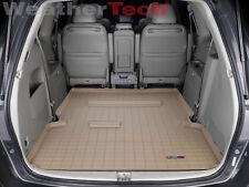 WeatherTech® Cargo Liner - Honda Odyssey - Large - 2005-2010 - Tan