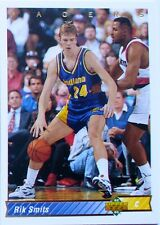 CARTE  NBA BASKET BALL 1993  PLAYER CARDS RIK SMITS (178)