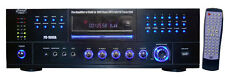 New Pyle PD1000A 1000 Watt AM-FM Receiver w/ Built-in DVD/MP3/USB
