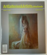 Art Galleries & Artists of South New Orleans Volume 13 #2 2016 FREE SHIPPING JB