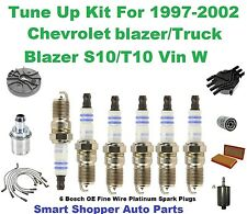 Tune Up Kit For 1997-2002 Chevrolet Blazer/Blazer S10/T10 Distributor Cap Rotor
