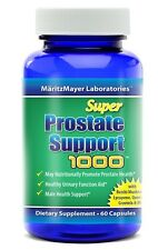 Prostate Support 1000 Promotes Prostate Health Urinary Function Aid 60 Capsules