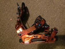 Flow NX2-SE Snowboard Bindings - Hybrid Strap (not fuse)