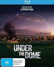 Under The Dome (Blu-ray, 2013, 4-Disc Set) as New