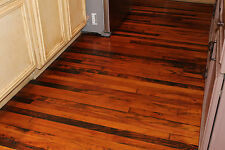 Reclaimed Red Oak Flooring - Rustic and Full of Character