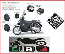 TERMOSCUD TERMOSCUDO COPRIGAMBE COPERTA TERMICA TUCANO R044 YAMAHA MAJESTY 400