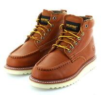 Wolverine 1883 Apprentice UNISEX Leder Schuhe Boots Honey Miel Gr. 39