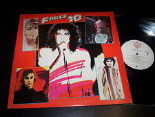 "Force 10 ""same"" LP Warner Bros. Records ‎– BSK 3557 Usa 1981"