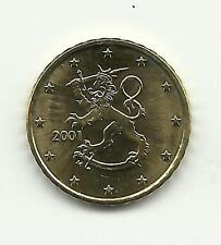 10 Cents FINLANDE 2001 neuve ( U N C )