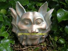 NEW DESIGN RUBBER LATEX MOULD MOULDS MOLD HAPPY GARGOYLE  GROTESQUE FACE 3