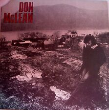 DON McLEAN LP self titled 1972 United Artists UAS 5651 Mint Vinyl