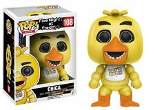 Five Nights at Freddy's Chica Funko Vinyl Pop! Figure #108