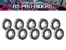 PACK OF 10 X QUALITY MICRO SKATE BEARINGS 688 2rs 8x16x5mm BALL BEARING 688-2rs