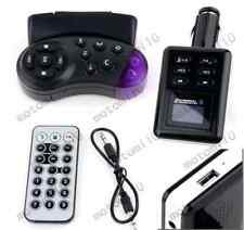 Wireless Car Kit FM Transmitter+Remote Bluetooth Modulator MP3 Player USB SD Mo