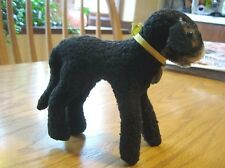 STEIFF 1950's BLACK LAMB