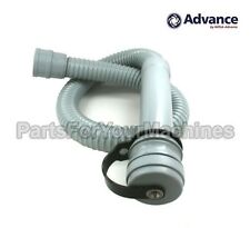 DRAIN HOSE FOR ADVANCE WARRIOR ST & AXP FLOOR SCRUBBERS. ADVANCE PART # 56601405