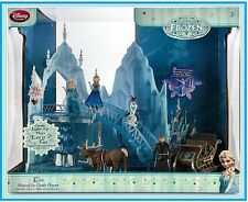 Disney Frozen Singing Musical Ice Castle Palace Play Set Elsa Anna figure dolls