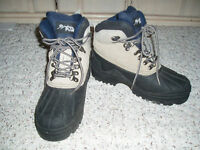 Womens Itasca GRANITE PEAK Waterproof Insulated Suede Leather Snow Hiking Boot~6