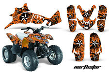 Polaris Predator 90 Quad Graphics Decal Sticker Kit ATV Outlaw Parts NORTHSTAR