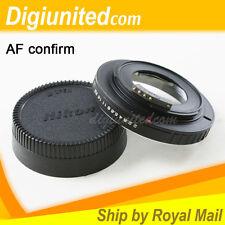 AF Confirm Voigtlander Retina DKL lens to Nikon F mount adapter D600 D800 D7100