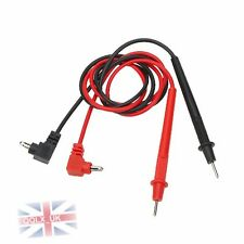 Pair Multimeter Meter Test Lead Probe for Fluke Agilent - UK shipping