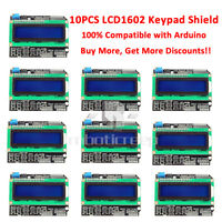 2/3/4/5/10/20 PCS LCD 1602 Board Keypad Shield for Arduino UNO Mega2560 R3 Robot