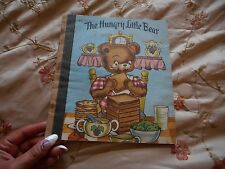 Vintage 1946 The Hungry Little Bear