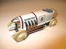 "Mercedes Blitzen Benz 1910 ""15/29"" in weiß blanc bianco white #8, Brumm in 1:43!"