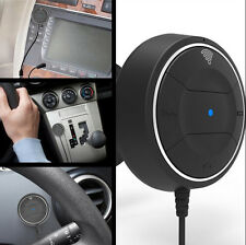 3.5mm AUX Input Hands Free Wireless Bluetooth Car Speaker Phone Mobile For BMW