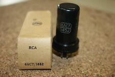 6AC7/1852 RCA VINTAGE TUBE - NOS IN BOX