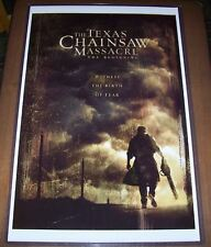 The Texas Chainsaw Massacre the Beginning 11X17 Movie Poster