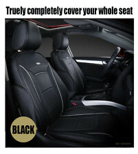 Custom Made Car Seat Cover Full Set Black For BMW5 A4 Tiguan Camry GLK300