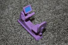 Sweet Streets Fisher Price Purple Exercise Bike Shopping Mall Doll Toy RARE HTF