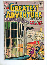 My Greatest Adventure #16 DC KIRBY EARLY ART & SCI-FI!! 1957 VG/Fine 5.0