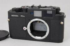 [MINT!!!] Voigtländer Bessa R3A 35mm Rangefinder Film Camera From JAPAN #050
