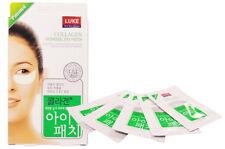 LUKE COLLAGEN HYDROGEL Eye Patch 20 Pairs(40sheets) Dark Circle Pads Facial Mask