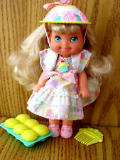 CHERRY MERRY MUFFIN  LILY VANILLY DOLL MATTEL 1989 ORIGINAL & COMPLETE EX. COND.